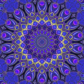 Bella - purple by Wendy J St Christopher