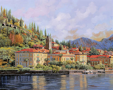 Bellagio by Guido Borelli