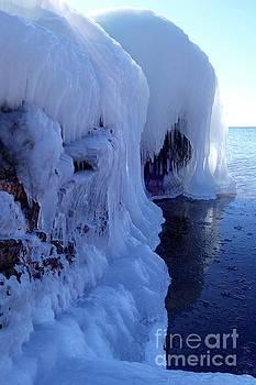 Belled Ice by Sandra Updyke