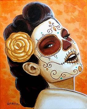 Belleza Clasica de una Rosa Amarilla  by Al  Molina