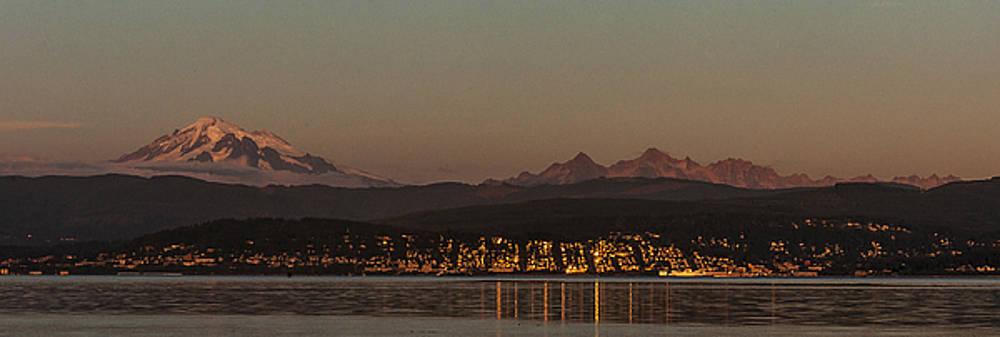 Paul Conrad - Bellingham Sunset