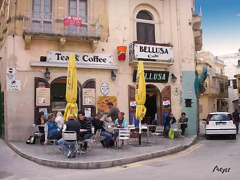 Bellusa Cafe No. 1 by Sascha Meyer