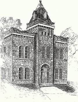 Belton Jail by Barney Hedrick