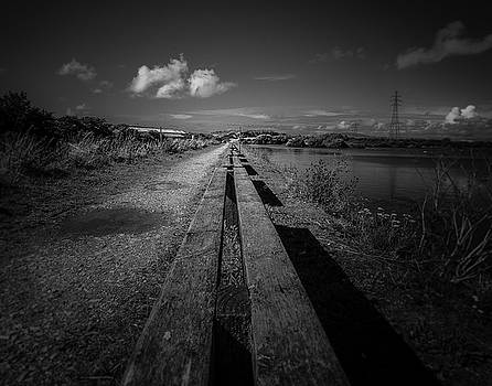 Benches by Keith Elliott