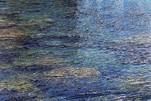 Beneath Reflections by Carina Mascarelli