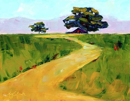 Mary Benke - Beneath the Cottonwoods