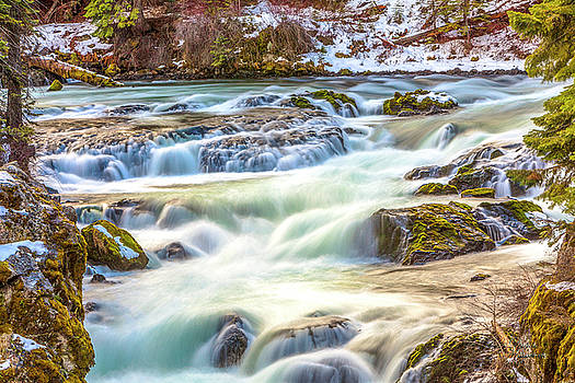 Benham Falls 2018 by David Millenheft