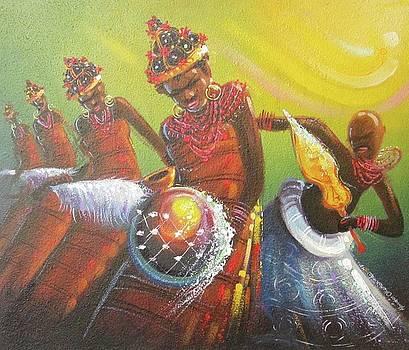 Benine II by Okemakinde John abiodun