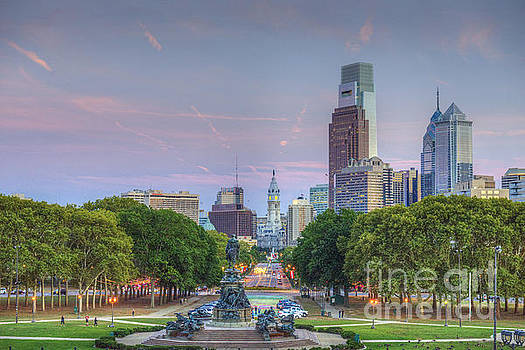 David Zanzinger - Benjamin Franklin Parkway City Hall