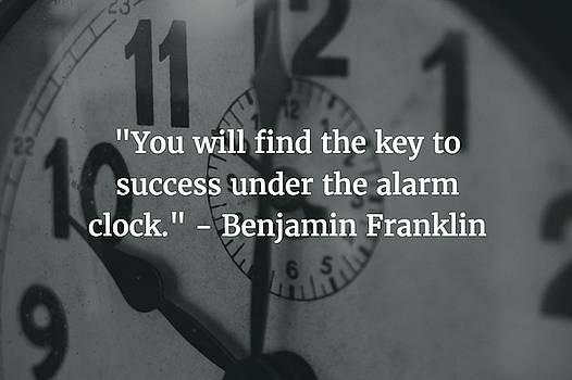 Matt Create - Benjamin Franklin Quote