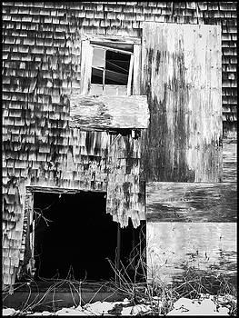 Benjamin Nye Homestead by Frank Winters
