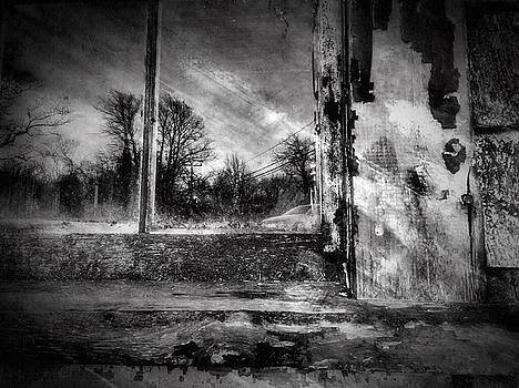 Benjamin Nye Window by Frank Winters