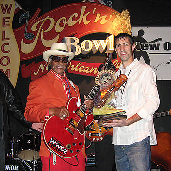 Benjamin Bullins - Benjamin With Little Freddie King