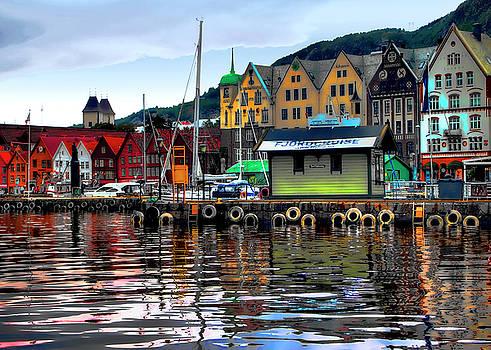 Bergen Colors by Jim Hill