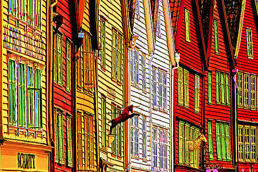 Dennis Cox - Bergen Warehouses