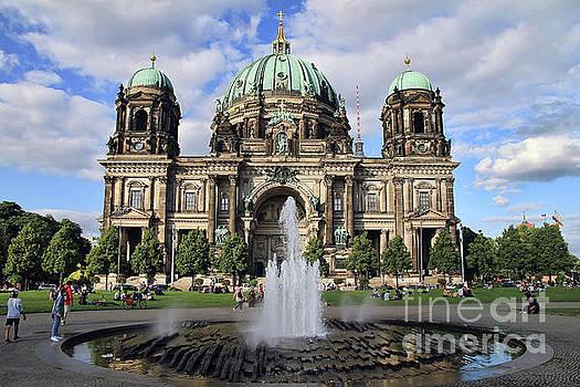 Teresa Zieba - Berlin Cathedral