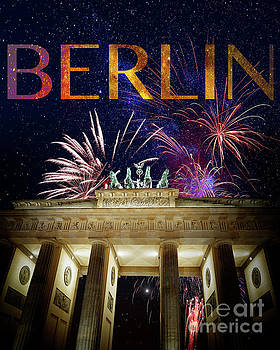 Berlin by Edmund Nagele