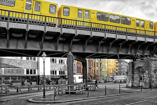 Berlin Impressions II by Joachim G Pinkawa