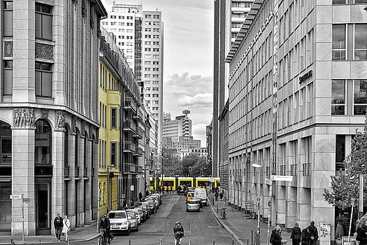 Berlin Impressions IV by Joachim G Pinkawa
