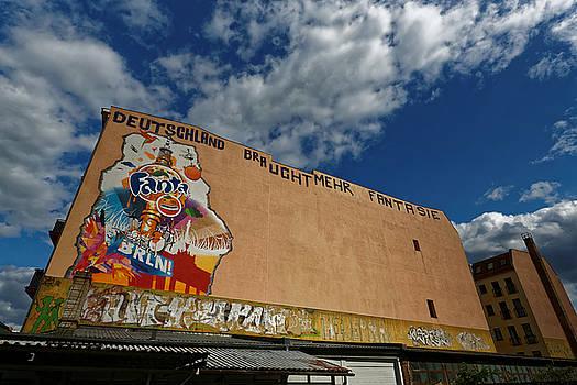 Berlin Street Art by David Harding
