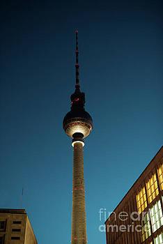 Berlin by Viktor Pravdica