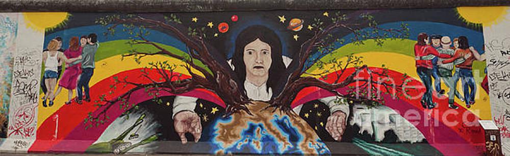 Berlin Wall Art by Stephen Schwiesow