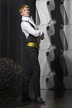 Berliner Dandy by Laurent Sylla