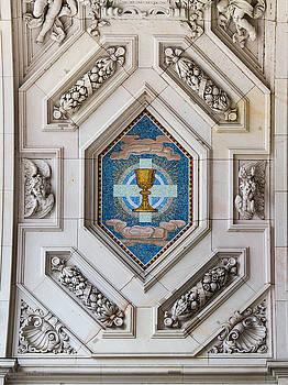 Berliner Dom Mosaics by Ross Henton