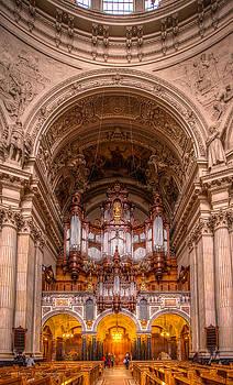 Berliner Dom Pipe Organ by Ross Henton