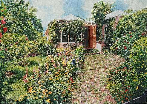 Bermuda cottage by Cherie Sikking
