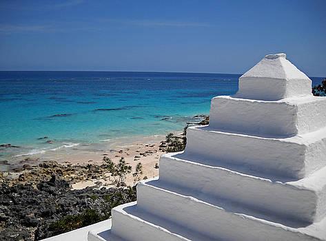 Bermuda Rooftop by Julia Raddatz