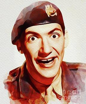 John Springfield - Bernard Bresslaw, Carry On Films Cast