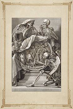 Serge Averbukh - Bernardino Genga - Allegorical Emblems of Death