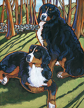 Berners by Nadi Spencer