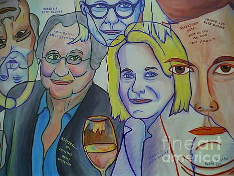 Paddy Shaffer - Bernie And Ruth Madoff