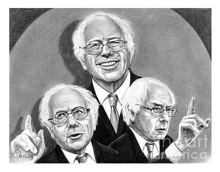 Bernie Sanders-Murphy Elliott by Murphy Elliott
