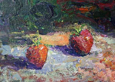 Berries by Benjamin Johnson