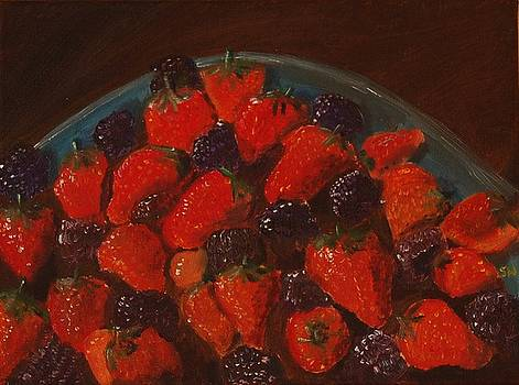 Berries by Sue Howley