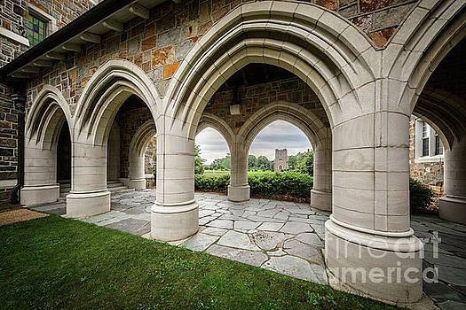 Berry College Arches by Doug Sturgess