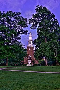 Jason Blalock - Berry College Chapel HDR