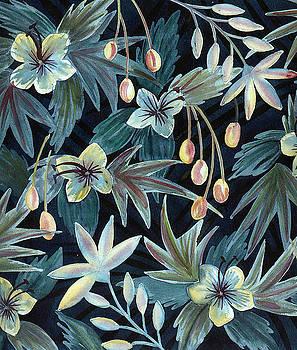Berry Fleur by Leslie Marcus