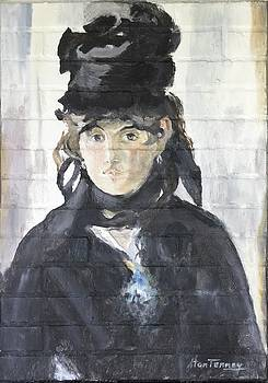 Berthe Morisot by Stan Tenney