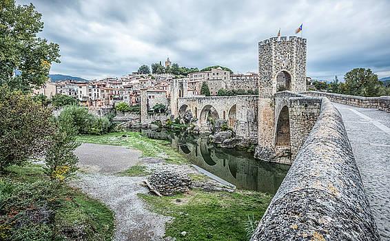 Besalu a Medieval Village, Catalonia by Marc Garrido