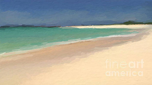 Best beach view by Anthony Fishburne
