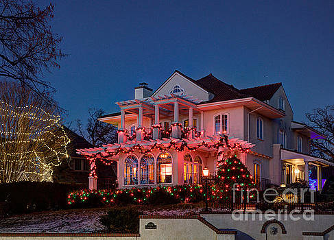 Wayne Moran - Best Christmas Lights Lake of the Isles Minneapolis II