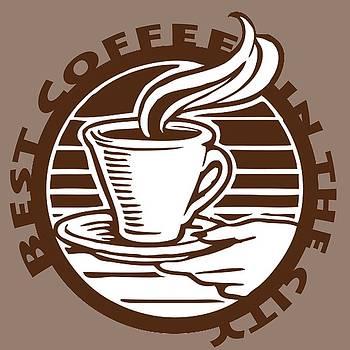 Best Coffee In The City by Jennifer Hotai