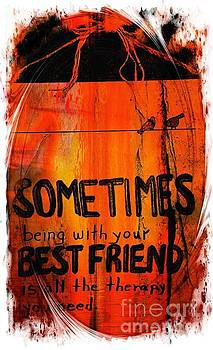 Best Friend Therapy by Barbara Griffin