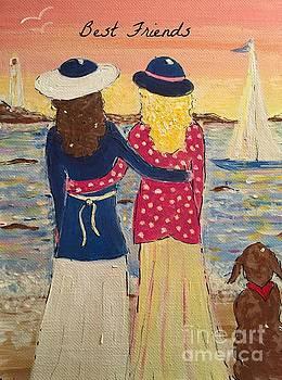 Best Friends by Jacqui Hawk