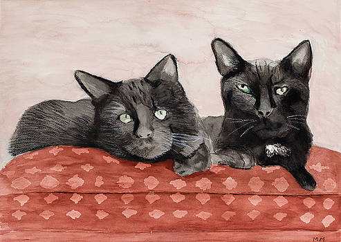 Best Friends by Marcella Morse