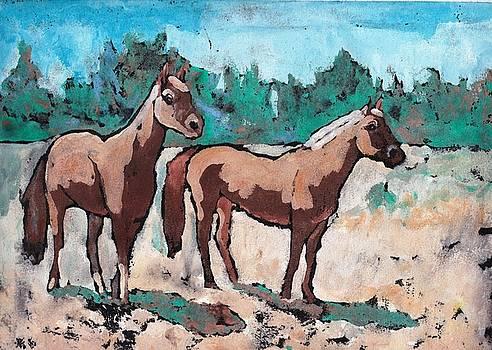 Best Friends by Ruth Kamenev